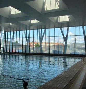 Beacontree Leisure Centre, UK
